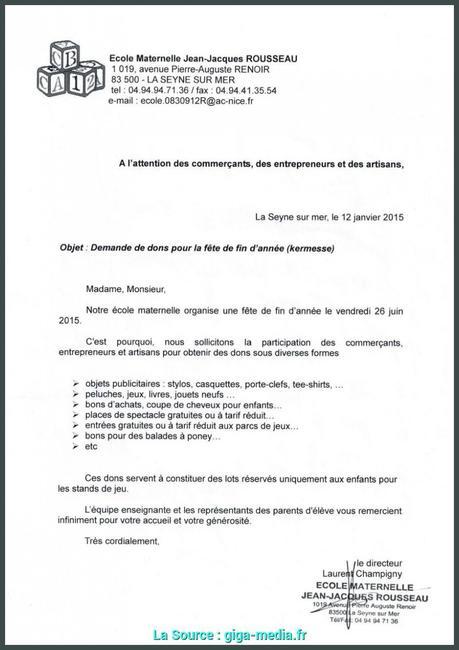 Excellent Exemple Lettre Resiliation Ecole Modele Lettre ...