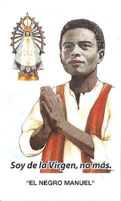 Negro Manuel: un livre sur cet esclave serviteur de la Vierge de Luján [Disques & Livres]