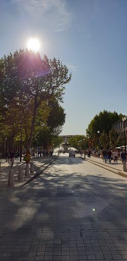 Un petit tour à Aix-en-Provence ! ☀️⛲️📸