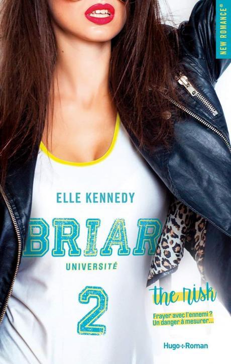 Couverture Briar université, tome 2 : The Risk