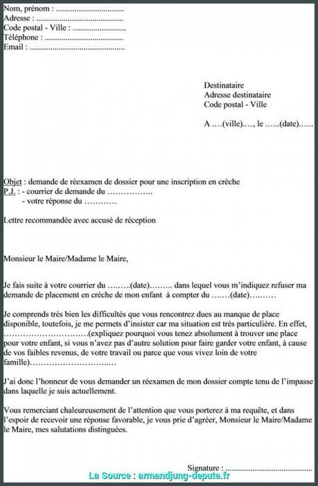 Lettre De Changement De Poste Pour Raison De Sante Paperblog