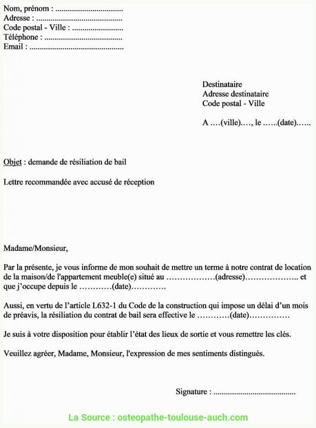 Lettre Type Annulation Permis De Construire Paperblog
