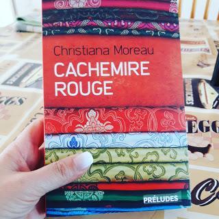 Cachemire rouge - Christiana Moreau