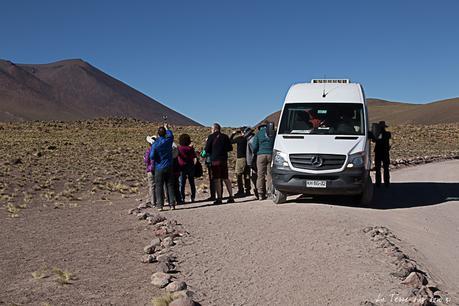 Lagunes altiplaniques Miscanti et Meniques du désert d'Atacama : go!