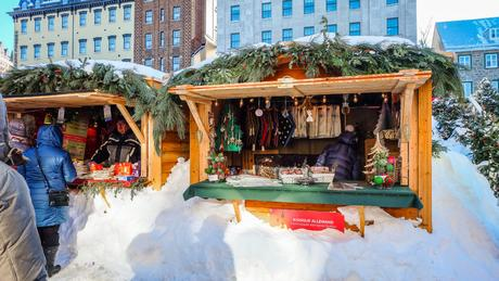 Noël à Québec
