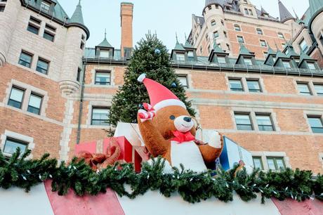 Noël à Québec quoi faire