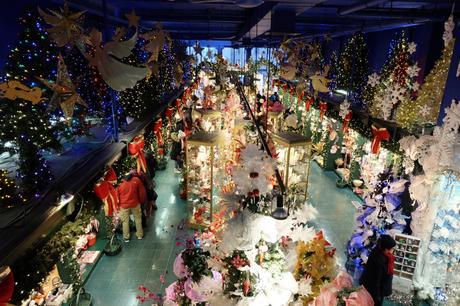 boutique Noël Québec