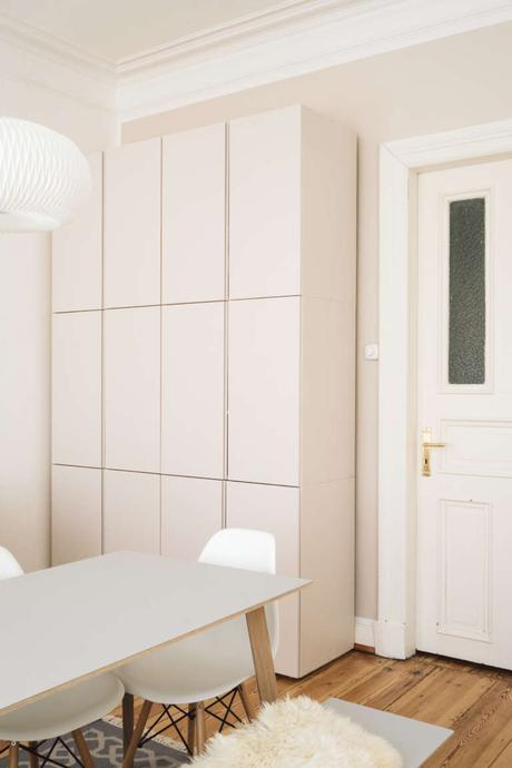 ikea hack ivar diy facile superposition meuble blanc salon scandinave blog déco clemaroundthecorner