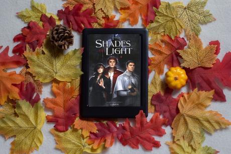 Shades of light #3 -V.E.SCHWAB
