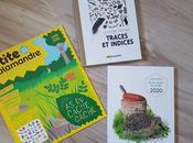 Nouveautés Salamandre Rentrée 2019 AGENDA nature jardin 2020 guide Traces indices Petite p'tits cache-cache