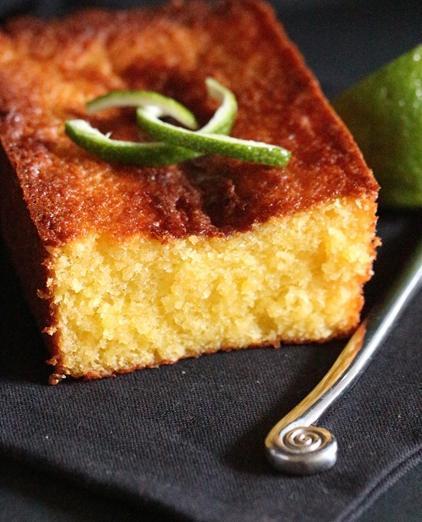 Recette dessert citron vert