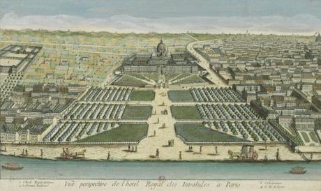 [Corbie] Corbéens passés à l'Hôtel des Invalides entre 1673 à 1796 suite