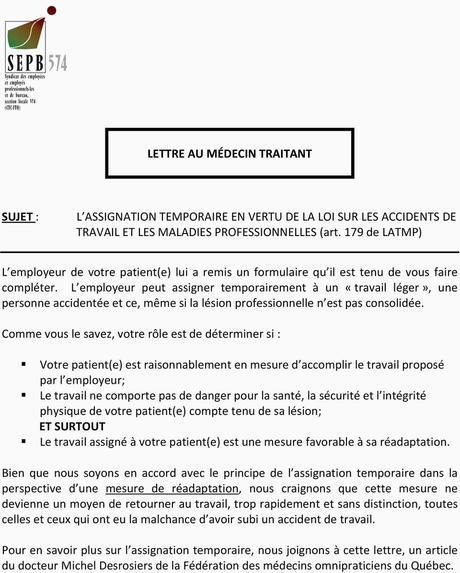Modele De Lettre De Contestation Decision Medecin Conseil ...