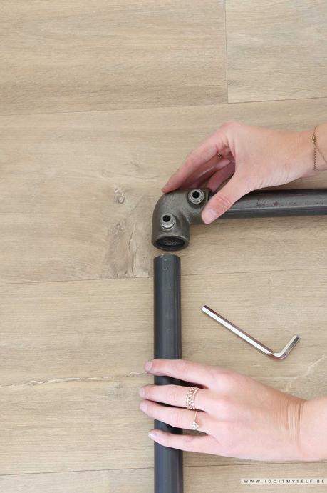 DIY : Portant Ripaton customisé