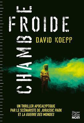 News : Chambre froide - David Koepp (Harper Collins Noir)