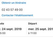 Comment Booking.com sauvée