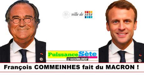 François Commeinhes confirme, le Macron local c'est lui !