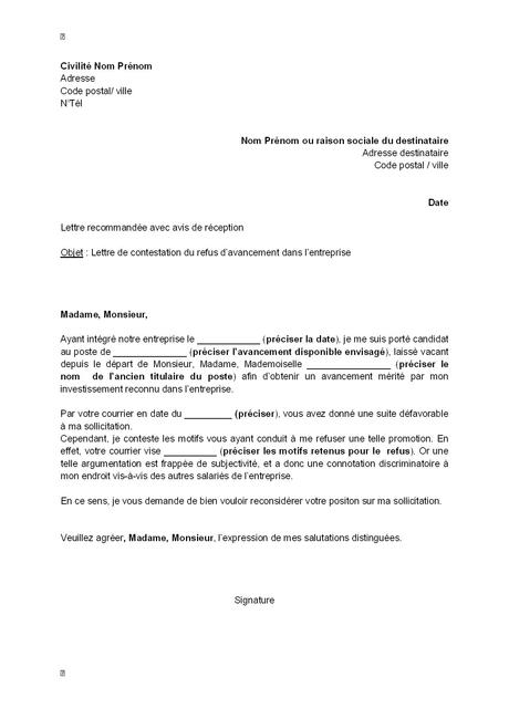 Modele De Lettre De Presentation D Entreprise Paperblog