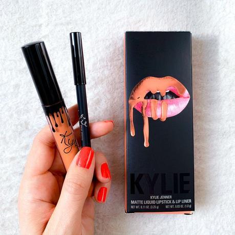 Mon avis sur le Lip Kit Dirty Peach de Kylie Cosmetics