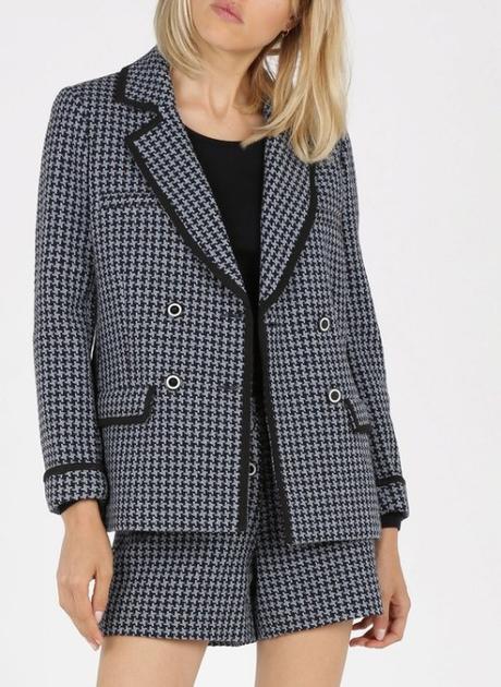 Comment porter la veste en tweed ?
