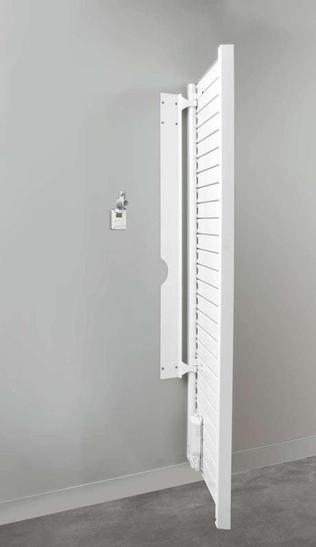 Acova Radiateur artemia design pratique tendance blanc déco décoration - clematc