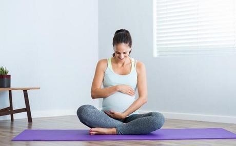 Yogapour femme enceinte