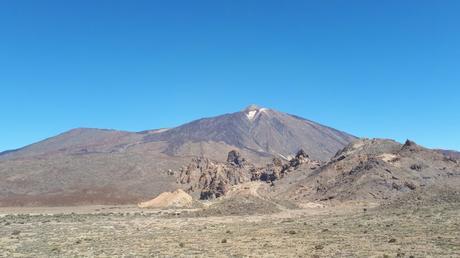 Le pic d'El Teide
