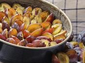 Clafoutis prunes canelle