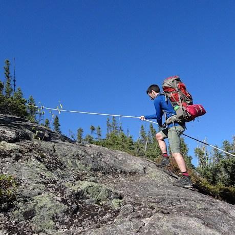 Randonnée au Mont des Morios dans Charlevoix