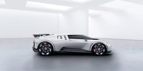 Bugatti Centodieci : 1 600 ch pour la plus extrême des variantes Chiron