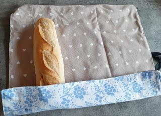 Coudre ses emballages lavables pour sandwichs