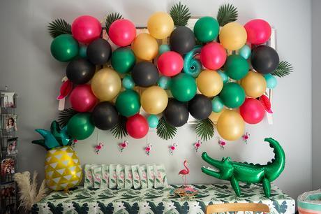 L'anniversaire Tropical