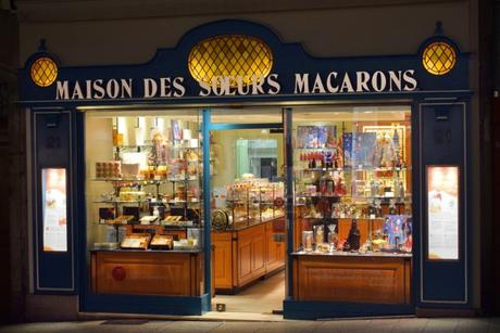 La maison des Sœurs Macarons à Nancy © French Moments