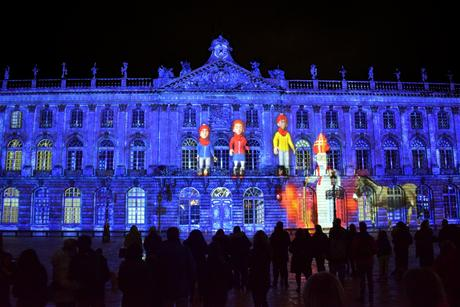 Le Rendez-Vous de Saint-Nicolas, place Stanislas © French Moments