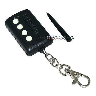 programmable garage door opener universal garage door remote keypad