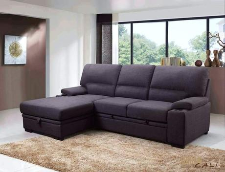 storage chaise sofa chaise lounge storage sofa bed
