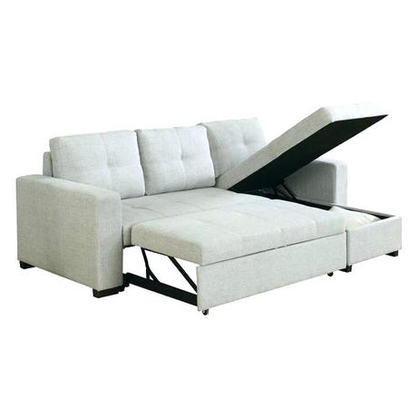 storage chaise sofa corner chaise storage sofa bed
