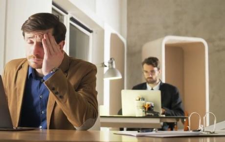 À quel point polluez-vous l'air de votre bureau par le simple fait d'exister ?