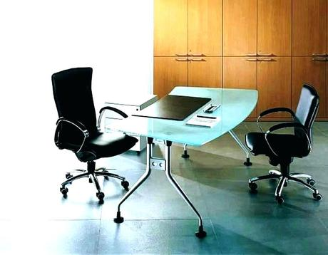 modern glass desk modern glass executive desk with stainless steel legs