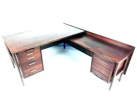 modern glass desk modern writing desk with glass top