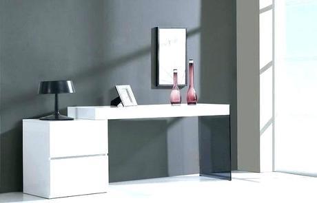 modern glass desk modern glass desk ikea