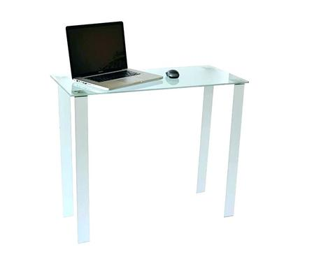 modern glass desk modern glass executive desk