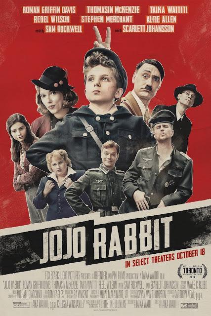 Nouvelle bande annonce VOST pour Jojo Rabbit de Taika Waititi