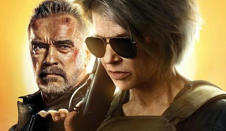 Affiche IMAX pour Terminator : Dark Fate de Tim Miller