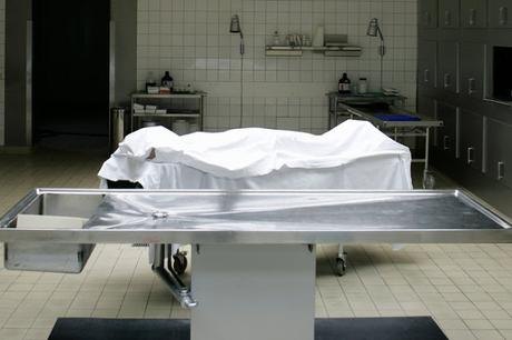 Le drap blanc · Céline Huyghebaert