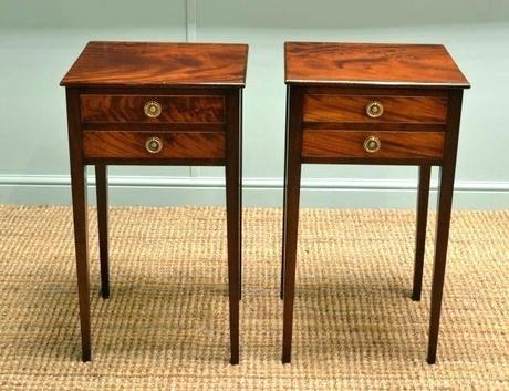 antique end tables ebay antique bedside tables ebay