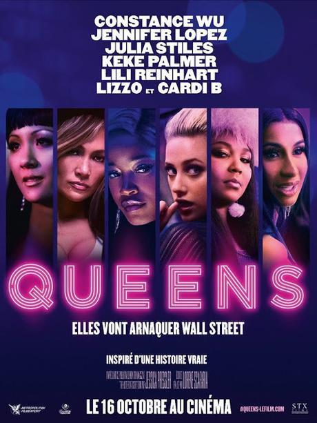 [CONCOURS] : Gagnez vos places pour aller voir le film Queens !
