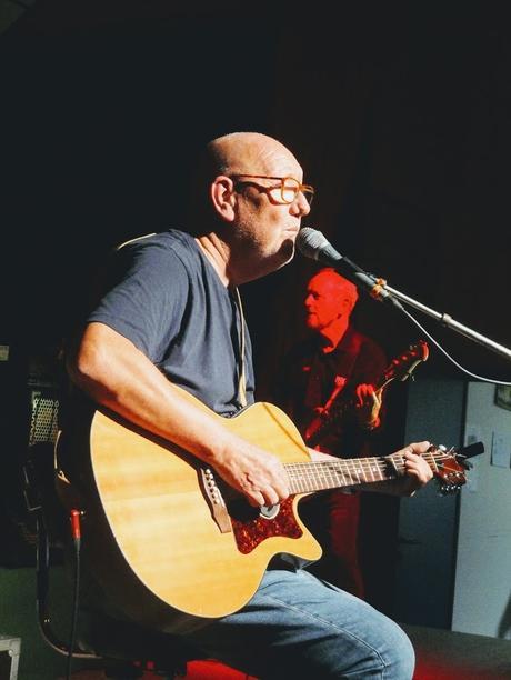 Festival Blues des Deux Rivières ( jour deux) featuring Zoe Schwarz Blue Commotion/ George Shovlin and The Radars et Phil Gates Band, Belle-Isle-en-Terre, le 5 octobre 2019