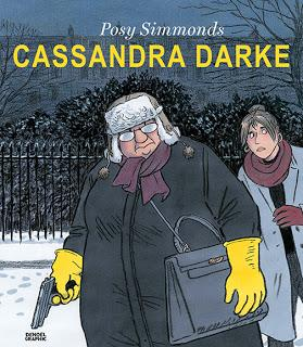 « Cassandra Darke » où l'art du feuilleton à l'ancienne en album