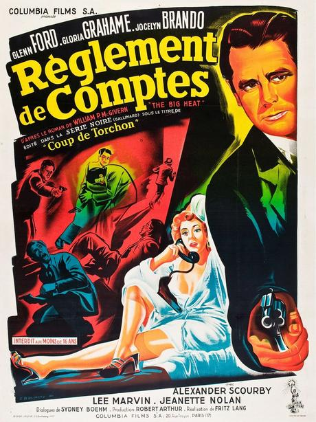 Règlement de Compte (1953) de Fritz Lang